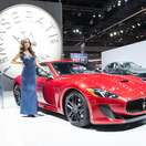 Maserati se destaca en el Salón del Automóvil de Los Ángeles
