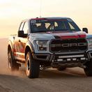 La nueva Ford Raptor 2017, desafiando tus emociones