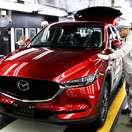 Mazda inicia producción de la nueva SUV Mazda CX-5