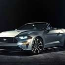 Ford desvela Mustang 2018 convertible
