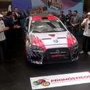 Pancho Name, listo para Rally Guanajuato de WRC