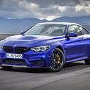Presentan BMW M4 CS, una edición limitada