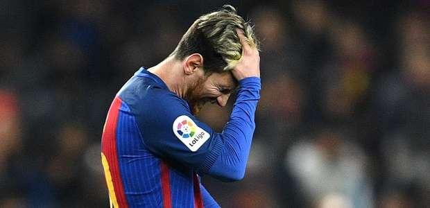 Tribunal confirma condenação a Messi por fraude fiscal