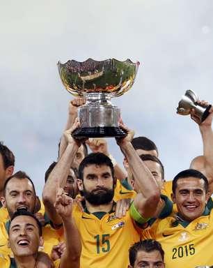 Austrália vence na prorrogação e fatura inédita Copa da Ásia