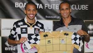 Clube português anuncia contratação de filho de Rivaldo