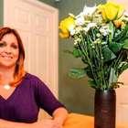 Mulher usava vaso de plantas capaz de explodir um bairro