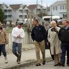 Obama agradece a socorristas por su trabajo durante 'Sandy'