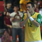 Falcão deixa em aberto o futuro na Seleção Brasileira
