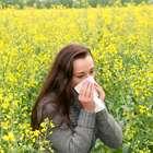 Cómo manejar la alergia al polen en verano