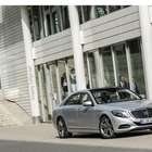 Mercedes-Benz S550 Plug-in Hybrid 2015