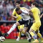 Tablas entre Valencia y Villarreal en un igualado derbi