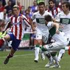 El Atlético de Madrid se cura sus heridas goleando al Elche