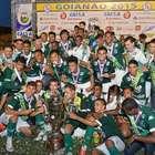 Goiás empata com Aparecidense e fatura 25º título do Goiano