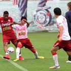 Perú, sin Paolo Guerrero, choca hoy contra EE.UU