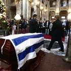 Ghiggia é velado no Palácio Legislativo do Uruguai
