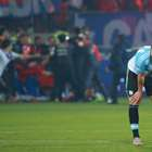 Higuaín fue desafectado y se pierde la gira de la Selección