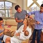 Así es como estas famosas defienden la lactancia materna
