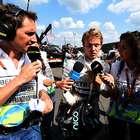 Pirelli investiga la explosión del neumático de Rosberg