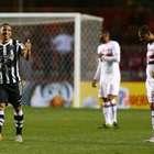 Mais um vexame! São Paulo perde para reservas do Ceará