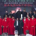 Selección Mexicana de Baloncesto está lista para preolímpico