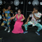 Famosos prestigiam festa de lançamento de 'A Regra do Jogo'