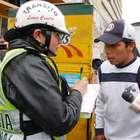 PNP volverá a imponer papeletas a peatones imprudentes