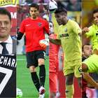 ¿Qué equipos del fútbol europeo tienen jugadores mexicanos?