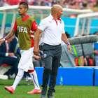 Sampaoli respalda a Vidal:
