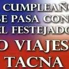 Chilenos prefieren celebrar sus fiestas patrias en Tacna