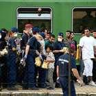 Las autoridades alemanes esperan hoy hasta 7 mil refugiados