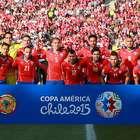 Chile afronta último amistoso previo a las Eliminatorias