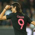 Cavani evitó derrota del PSG ante el Reims