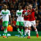 Espectacular asistencia de Mata con el Manchester United