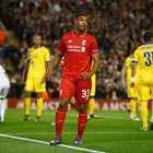 Liverpool empata en Anfield ante Sion en la Europa League