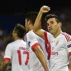 Benfica pone fin a una racha de 33 años sin ganar en España