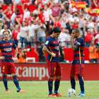 La vida sin Messi: Barcelona cae ante Sevilla