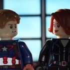 Mira 'Avengers: Age of Ultron' en versión Lego
