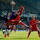 Everton y Liverpool firman tablas en el Derbi del Merseyside
