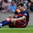 Hermano de Messi, acusado de tenencia ilegal de armas