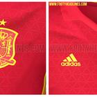 Así será la camiseta de España en la Eurocopa de Francia