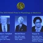 Três pesquisadores dividem o Prêmio Nobel de Medicina