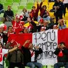 Hinchas peruanos alistan recibimiento hostil a Chile en Lima