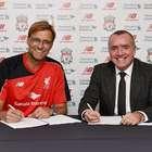 Jürgen Klopp es el nuevo entrenador del Liverpool