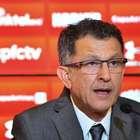 Juan Carlos Osorio, virtual DT del Tri, llega a Los Angeles