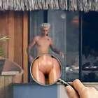 El desnudo integral de Justin Bieber se convierte en meme