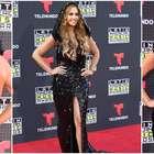 El look de Lucero en los Latin AMA's estuvo: in o out