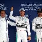 Nico Rosberg se lleva la pole para el GP de Rusia