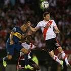 Boca y River juegan en Córdoba el séptimo superclásico