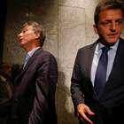 Macri y Massa suben la tensión en torno a un nuevo debate