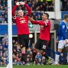 Wayne Rooney corta mala racha y el United golea al Everton